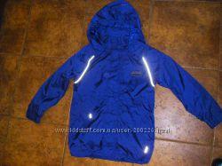 Демисезонные куртки-ветровки  на мальчика рост 122-134
