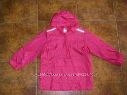 Лучшие деми  куртки,  ветровки, дождевик недорого  на девочку