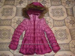 Разноцветные куртки Тополино 122-128, Yiggа  рост  134-140
