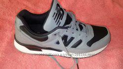 Шикарные кожаные кроссовки new balance m530