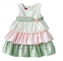 Распродажа Праздничные платья из США на девочек от 1 до 3л в наличии