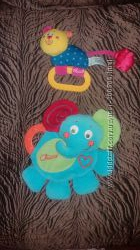 Продам фирменные игрушки подвески Chicco, Play gro