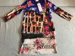 Новое платье Cocobianca Италия р. М