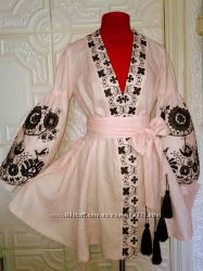 Платье- вышиванка в БОХО- стиле. СП одежды для взрослых купить Киев ... 63a16a58f45f8