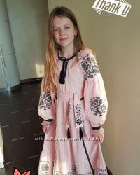 Вишитий одяг в стилі Бохо для пари, сім&acuteї