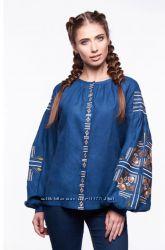 Оберегові жіночі вишиванки