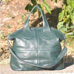 Кожаная сумка Nightinghale разные цвета в наличии