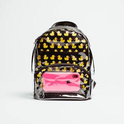 Прозрачный рюкзак хит лета 2020