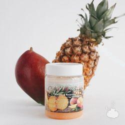 Антицеллюлитный мангово-ананасовый скраб