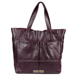 Разнообразные кожаные сумки в наличии и не дорого, большой выбор