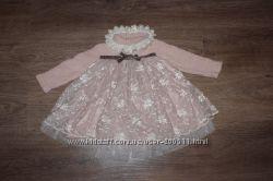 Шикарное платье меринос