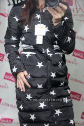 Теплая куртка С-М