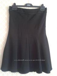 Шифоновая юбка-годе