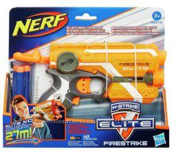 Бластeры Нeрф Nerf Disruptor, Strongarm, Double breach, Firestrike.