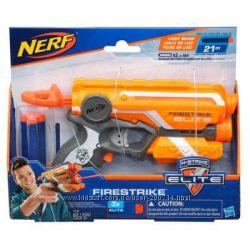 Бластeры Нeрф Nerf n-strike elite Dual Strike. Много других.