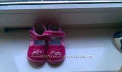 Туфельки для девочки ZETPOL
