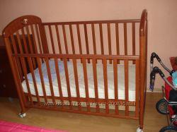 кроватка детская Baby Italia сinzia.