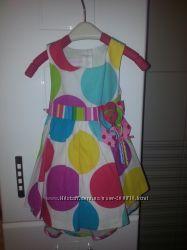 Нарядное платье на день рождения Bonnie Baby Birthday Girl