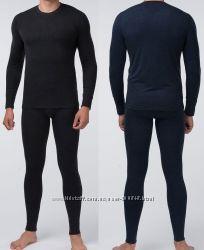 Теплый мужской термокомплект с шерстью в наличии