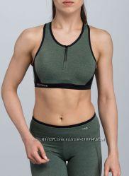 Женский спортивный топ эластичный разные цвета