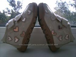 Ботиночки беж