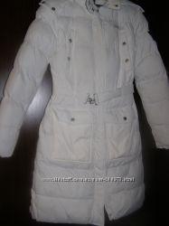 Пуховики, пальто