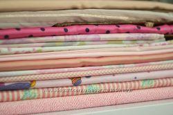Дизайнерская ткань, Отрезы, хлопок, трикотаж, котон, шёлк, шерсть, Акция