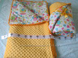 Одеялка для малышей и деток постарше