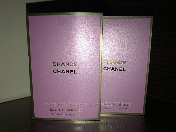 Chanel Chance Tendre пробники