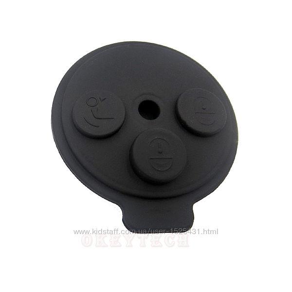 Резиновая кнопочная панель для Benz Smart Key для Mercedes Benz