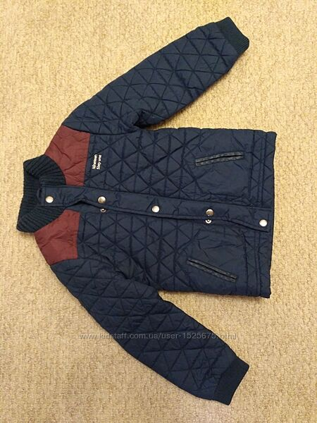 Весенне-осенняя куртка Mothercare 6-8лет