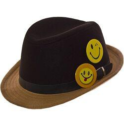 Шляпа челетанка из фетра 52-54 разные цвета и модели