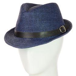Шляпа Челентанка из соломки 52-54