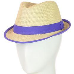 Шляпы Челентанка из соломки