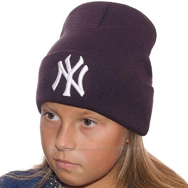 шапка лопата детская 54-56
