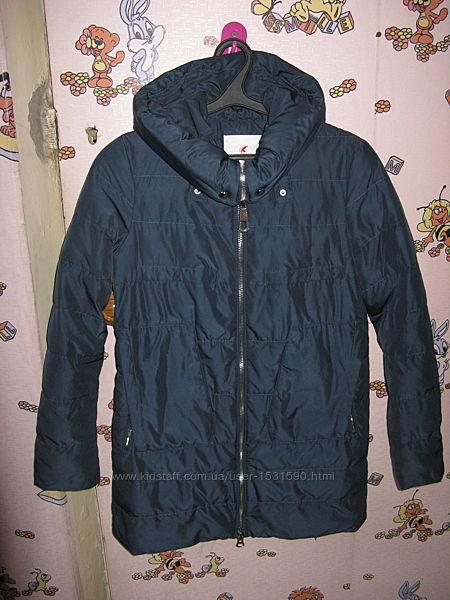 Демисезонная осенняя куртка пальто lusskiri