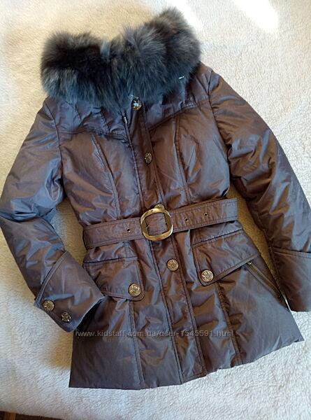 Куртка деми пуховик Kermeer р.42-44