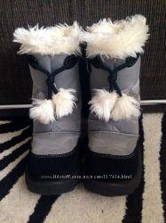 Зимние ботиночки CHICCO для девочки