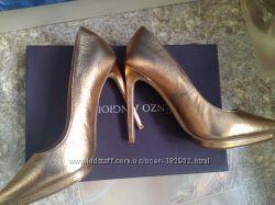 золотые туфельки ENZO ANGIOLINI