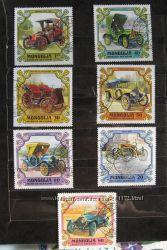 Марки много разные СССР, Куба, Чехословакия, Монголия, Вьетнам, Польша и др