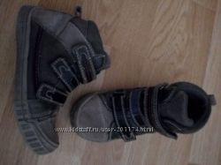 Ботиночки Экко 28 размер Крым
