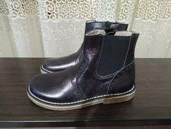 Кожаные ботинки Stups, размер 32