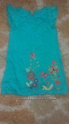 Красивое платье девочке 4-5 лет, рост 110 см