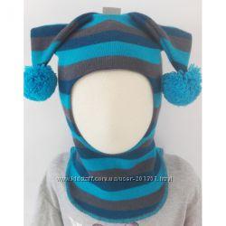 Зимние шапки-шлемики Be eaSy