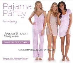 пижама Victorias Secret и Jessika Simpson оригинал из США, вискоза, р. М L