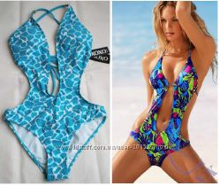 Яркие купальники мокрый эффект ХОХО p S-M, Victorias Secret p S-M