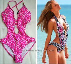 купальники ХОХО розовый голубой USA, p S-M, Victorias Secret p XS-S