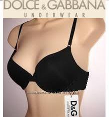 Шикарный бюстгальтер D&G -Dolce&Gabbana 80С-D, 85С-D, оригинал из США