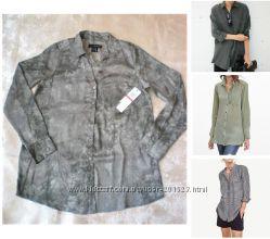 Стильная длинная блузка-рубашка-туника Calvin Klein - оригинал из США