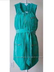 Стильное модное платье туника на замке  цвета Calvin Klein USA, p M, L